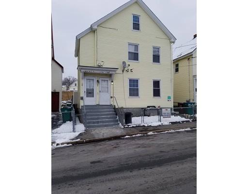 متعددة للعائلات الرئيسية للـ Sale في 58 Perry Street 58 Perry Street Lowell, Massachusetts 01852 United States