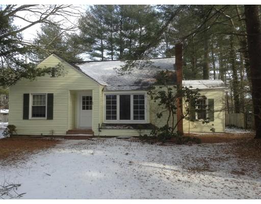 Частный односемейный дом для того Аренда на 35 Norwood St #1 35 Norwood St #1 Sharon, Массачусетс 02067 Соединенные Штаты