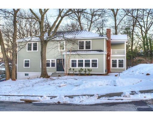 Single Family Home for Sale at 22 Ivy Road 22 Ivy Road Wellesley, Massachusetts 02482 United States