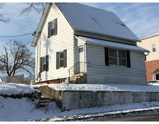Single Family Home for Sale at 213 Grattan Street 213 Grattan Street Chicopee, Massachusetts 01020 United States