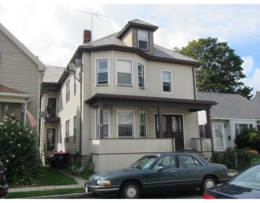 独户住宅 为 出租 在 27 Atlantic Street New Bedford, 02740 美国