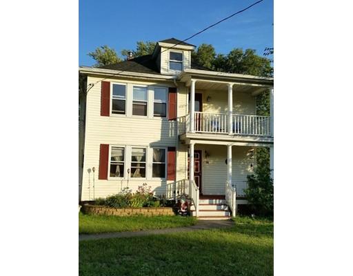 Maison accolée pour l à louer à 38 Margin St #B 38 Margin St #B Haverhill, Massachusetts 01832 États-Unis