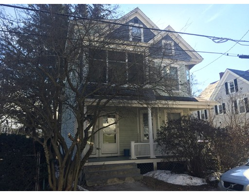 Single Family Home for Rent at 11 Highland Avenue 11 Highland Avenue Northampton, Massachusetts 01060 United States