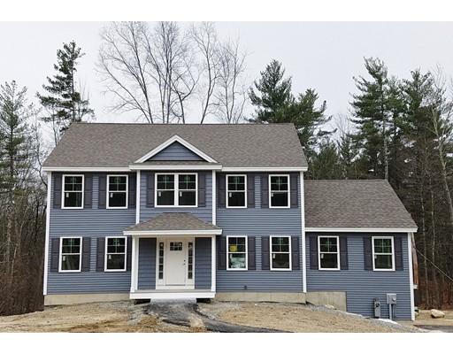 Maison unifamiliale pour l Vente à 18 Keyes Hill Road 18 Keyes Hill Road Hollis, New Hampshire 03049 États-Unis