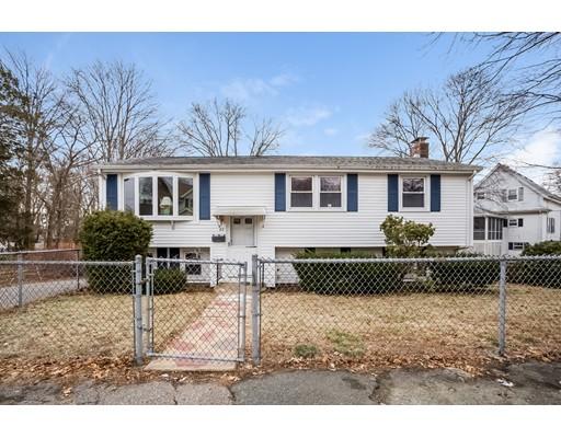 Частный односемейный дом для того Продажа на 92 Hillcrest Avenue 92 Hillcrest Avenue Brockton, Массачусетс 02301 Соединенные Штаты