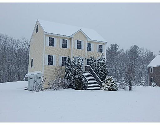 Частный односемейный дом для того Продажа на 245 Gray Road 245 Gray Road Templeton, Массачусетс 01468 Соединенные Штаты