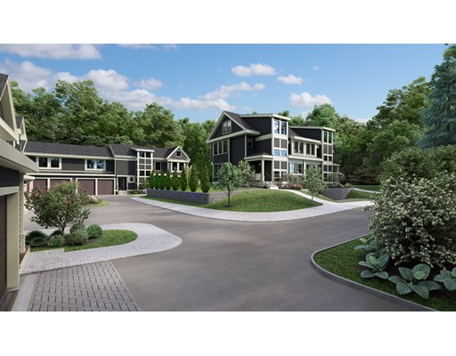 Appartement voor Verkoop een t 373 Langley Road 373 Langley Road Newton, Massachusetts 02459 Verenigde Staten