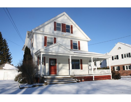 Single Family Home for Sale at 8 School Street 8 School Street Hatfield, Massachusetts 01038 United States
