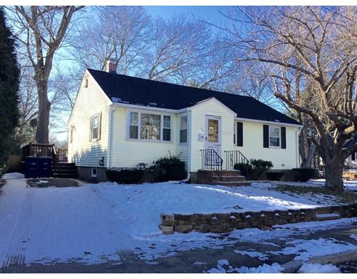 واحد منزل الأسرة للـ Sale في 56 Abbott Street 56 Abbott Street Braintree, Massachusetts 02184 United States