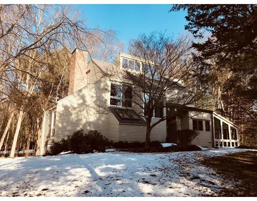 Single Family Home for Sale at 80 Plympton Road 80 Plympton Road Sudbury, Massachusetts 01776 United States