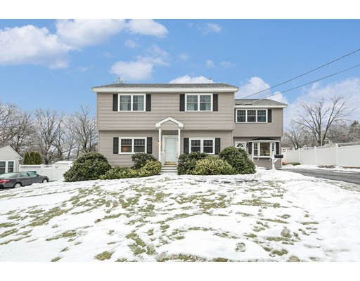 Single Family Home for Sale at 36 Gerson Ter 36 Gerson Ter Lowell, Massachusetts 01852 United States
