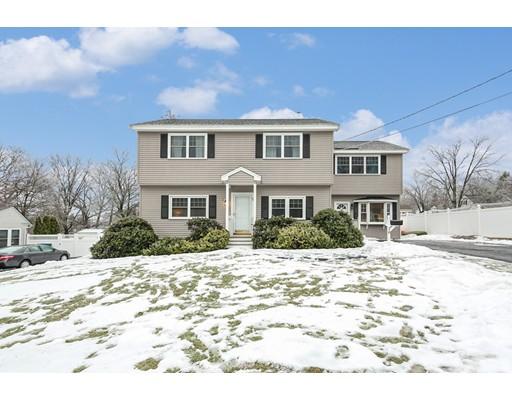 واحد منزل الأسرة للـ Sale في 36 Gerson Ter 36 Gerson Ter Lowell, Massachusetts 01852 United States