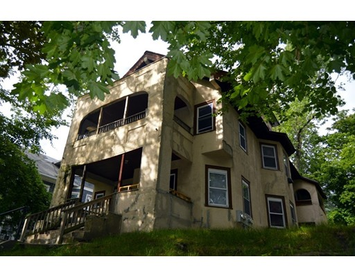 Многосемейный дом для того Продажа на 43 Fort Pleasant Avenue 43 Fort Pleasant Avenue Springfield, Массачусетс 01108 Соединенные Штаты