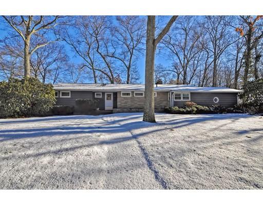 Частный односемейный дом для того Аренда на 23 Hillside Terrace #23 23 Hillside Terrace #23 Mansfield, Массачусетс 02048 Соединенные Штаты