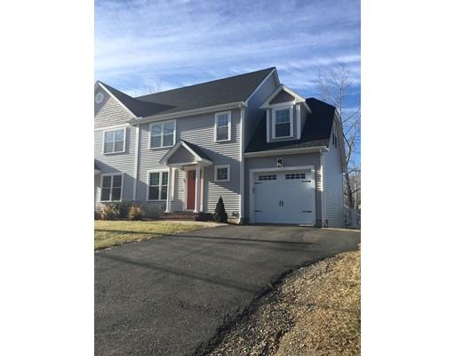 Maison accolée pour l à louer à 53 Spring Street #2 53 Spring Street #2 Walpole, Massachusetts 02081 États-Unis