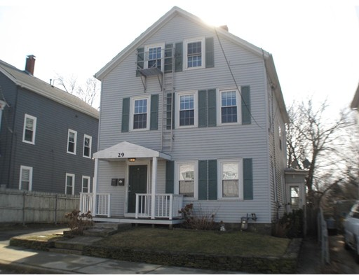 Multi-Family Home for Sale at 29 Kay Street 29 Kay Street Fall River, Massachusetts 02724 United States