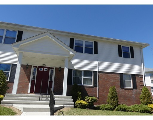 Condominium for Sale at 68 Colonial Circle 68 Colonial Circle Chicopee, Massachusetts 01020 United States
