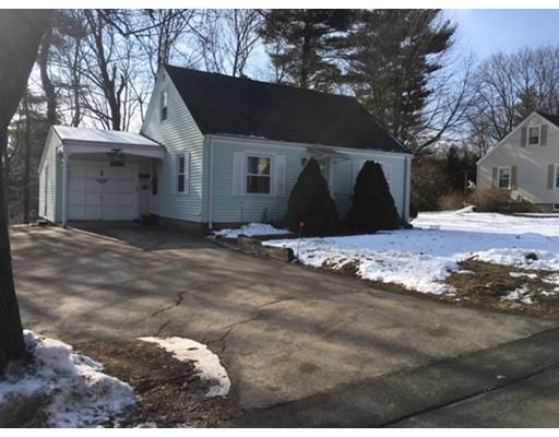 Частный односемейный дом для того Продажа на 13 Inwood Road 13 Inwood Road Auburn, Массачусетс 01501 Соединенные Штаты