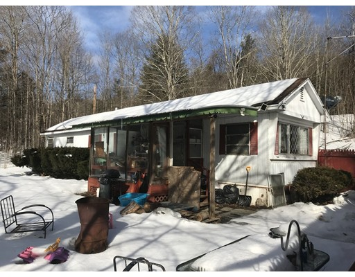 Single Family Home for Sale at 129 Adamsville Road 129 Adamsville Road Colrain, Massachusetts 01340 United States