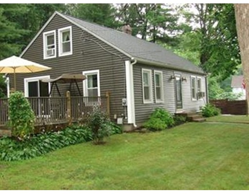 Частный односемейный дом для того Продажа на 196 Federal Street 196 Federal Street Belchertown, Массачусетс 01007 Соединенные Штаты