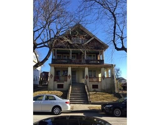 Single Family Home for Rent at 8 Woodford Street Worcester, 01604 United States