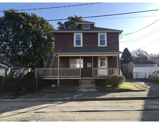 Multi-Family Home for Sale at 141 Middlesex Street 141 Middlesex Street Fall River, Massachusetts 02723 United States