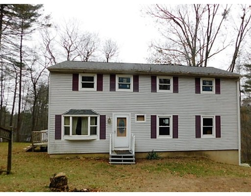 Single Family Home for Sale at 51 Knollwood Road 51 Knollwood Road Brimfield, Massachusetts 01010 United States
