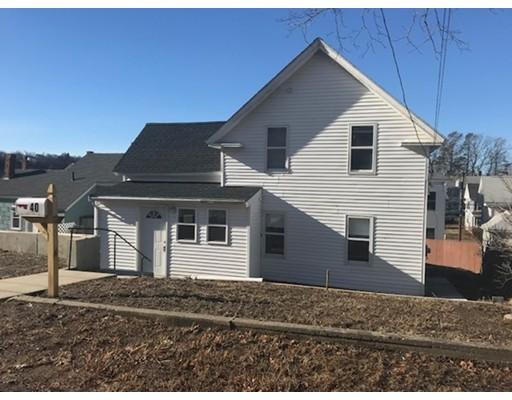 واحد منزل الأسرة للـ Rent في 40 Acre Street 40 Acre Street Clinton, Massachusetts 01510 United States