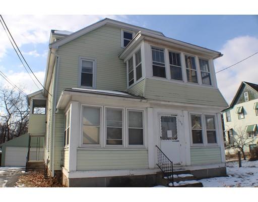 Многосемейный дом для того Продажа на 558 Newbury Street 558 Newbury Street Springfield, Массачусетс 01104 Соединенные Штаты