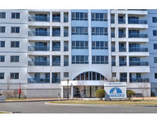 共管式独立产权公寓 为 出租 在 1001 Marina Dr #610 1001 Marina Dr #610 昆西, 马萨诸塞州 02171 美国
