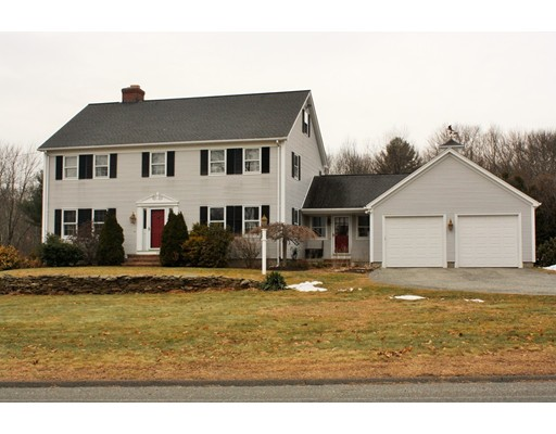 Maison unifamiliale pour l Vente à 579 Fuller 579 Fuller Ludlow, Massachusetts 01056 États-Unis