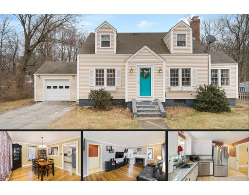 Частный односемейный дом для того Продажа на 41 Hawthorne Street 41 Hawthorne Street Auburn, Массачусетс 01501 Соединенные Штаты