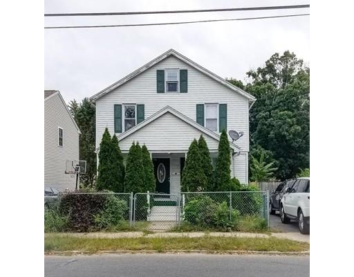 Частный односемейный дом для того Продажа на 323 Nottingham Street 323 Nottingham Street Springfield, Массачусетс 01104 Соединенные Штаты