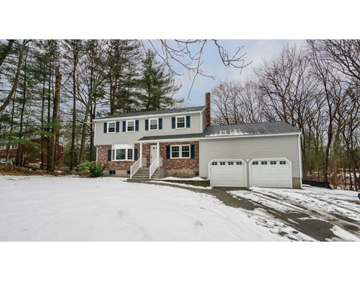 Single Family Home for Sale at 70 Cardigan Road 70 Cardigan Road Tewksbury, Massachusetts 01876 United States