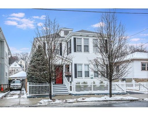 Multi-Family Home for Sale at 112 Park Avenue 112 Park Avenue Revere, Massachusetts 02151 United States