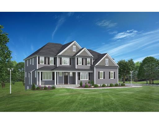 Частный односемейный дом для того Продажа на 9 Green Lane 9 Green Lane Sherborn, Массачусетс 01770 Соединенные Штаты