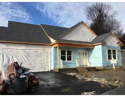 Частный односемейный дом для того Продажа на 31 Higgins Way 31 Higgins Way Northampton, Массачусетс 01060 Соединенные Штаты