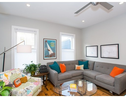 Condominium for Sale at 103 Bartlett Street 103 Bartlett Street Boston, Massachusetts 02129 United States