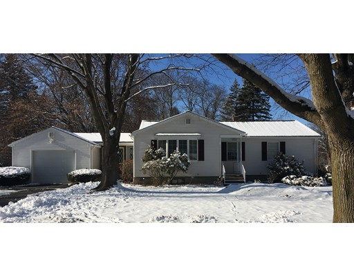 Single Family Home for Sale at 34 Peros Drive Agawam, 01001 United States