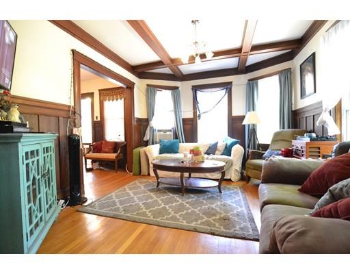 独户住宅 为 出租 在 49 Parsons Street 波士顿, 马萨诸塞州 02135 美国