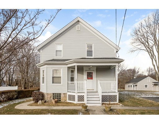 Single Family Home for Sale at 782 Meridian Street 782 Meridian Street Fall River, Massachusetts 02720 United States