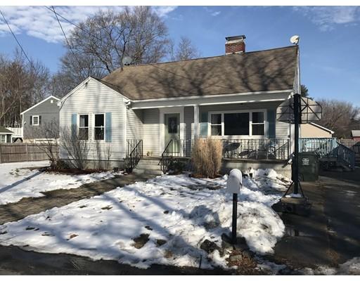 Single Family Home for Sale at 31 Intervale Avenue 31 Intervale Avenue Dracut, Massachusetts 01826 United States