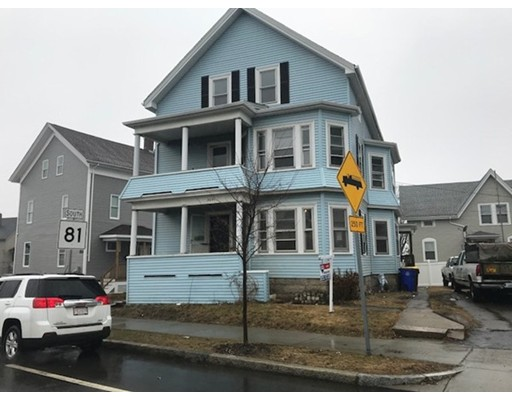 Multi-Family Home for Sale at 965 PLYMOUTH Avenue 965 PLYMOUTH Avenue Fall River, Massachusetts 02724 United States