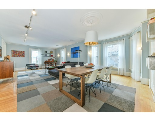 Multi-Family Home for Sale at 38 Melville Avenue 38 Melville Avenue Boston, Massachusetts 02124 United States