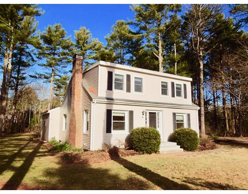 Single Family Home for Sale at 30 Brewster Street 30 Brewster Street Duxbury, Massachusetts 02332 United States