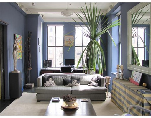 Casa Unifamiliar por un Alquiler en 567 Tremont Street Boston, Massachusetts 02118 Estados Unidos