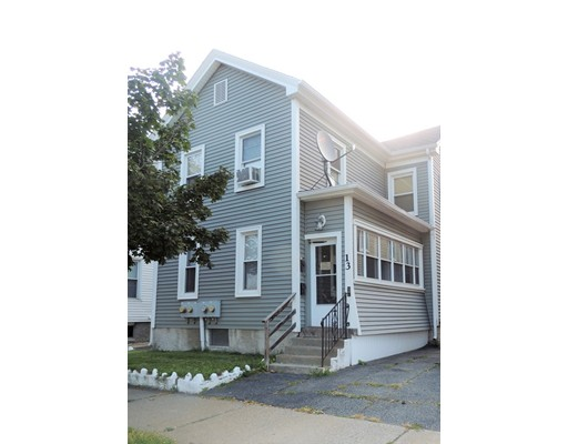 Многосемейный дом для того Продажа на 13 Morris 13 Morris Springfield, Массачусетс 01105 Соединенные Штаты