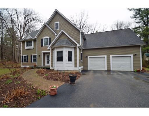 Casa Unifamiliar por un Venta en 55 Woodlot Road 55 Woodlot Road Amherst, Massachusetts 01002 Estados Unidos