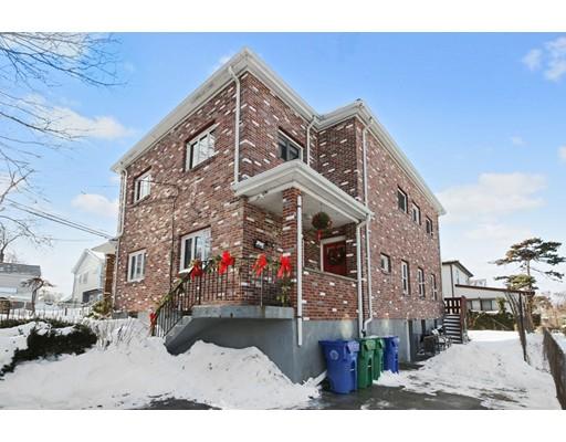 Maison avec plusieurs logements pour l Vente à 29 Fayette Street 29 Fayette Street Newton, Massachusetts 02458 États-Unis