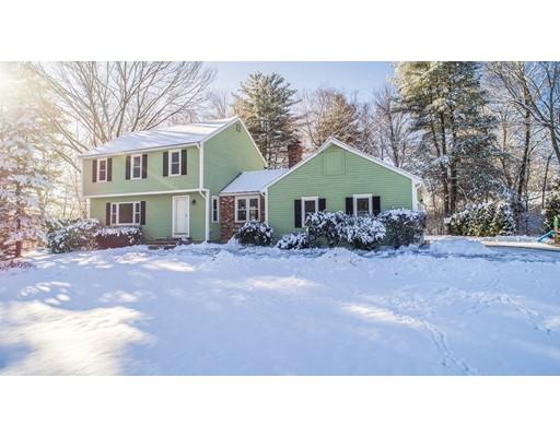 Single Family Home for Sale at 14 Allan Drive 14 Allan Drive Maynard, Massachusetts 01754 United States